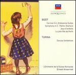 Bizet: Suites; Symphony in C; Turina: Danzas Fantásticas
