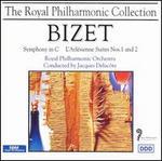 Bizet: Symphony in C; L'Arlésienne Suites Nos. 1 & 2