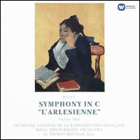 Bizet: Symphony in C; L'Arlésienne Suites Nos. 1 & 2 - Thomas Beecham (conductor)