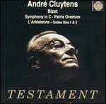 Bizet: Symphony in C; Patrie Overture; L'Arlésienne Suites Nos. 1 & 2