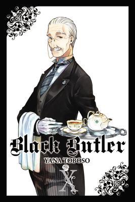 Black Butler, Vol. 10 - Toboso, Yana (Creator)