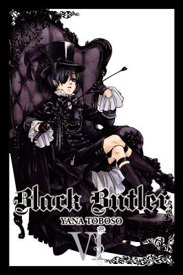 Black Butler, Vol. 6 - Toboso, Yana (Creator)