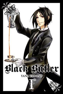 Black Butler, Volume 1 - Toboso, Yana (Creator)