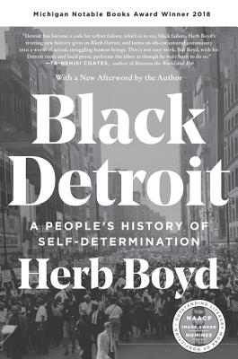 Black Detroit: A People's History of Self-Determination - Boyd, Herb