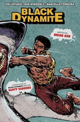 Black Dynamite - Ash, Brian