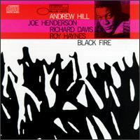 Black Fire - Andrew Hill