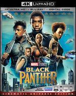Black Panther [4K Ultra HD Blu-ray/Blu-ray]