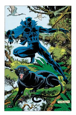 Black Panther: Panther's Quest - McGregor, Don (Text by)
