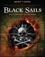 Black Sails: Seasons 1-4 Collection [Blu-ray]