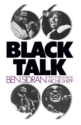 Black Talk - Sidran, Ben