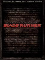 Blade Runner [Ultimate Collector's Edition] [5 Discs] - Ridley Scott