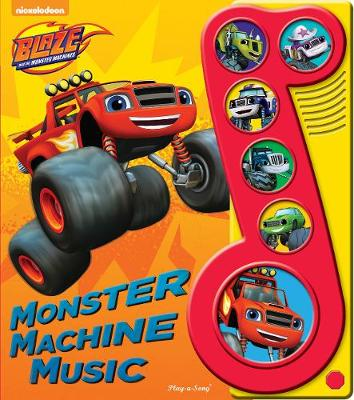 Blaze Monster Machines Little Music Note - Kids, PI (Other primary creator)