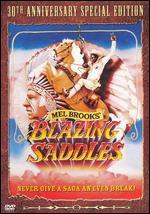 Blazing Saddles [With BBQ Book] - Mel Brooks