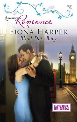Blind-Date Baby - Harper, Fiona