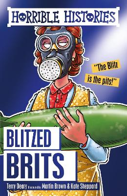Blitzed Brits - Deary, Terry