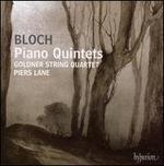 Bloch: Piano Quintets