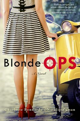 Blonde Ops - Bennardo, Charlotte, and Zaman, Natalie