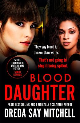 Blood Daughter: A gripping page-turner (Flesh and Blood Series Book Three) - Mitchell, Dreda Say