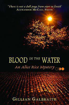 Blood in the Water - Galbraith, Gillian