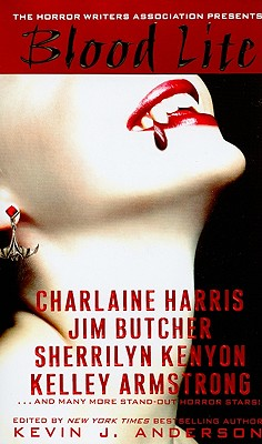 Blood Lite - Anderson, Kevin J, and Harris, Charlaine, and Butcher, Jim