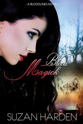 Blood Magick - Harden, Suzan