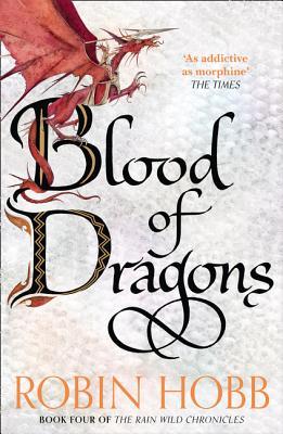 Blood of Dragons - Hobb, Robin