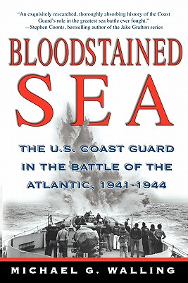 Bloodstained Sea - Walling, Michael G