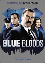 Blue Bloods: The Second Season [6 Discs]