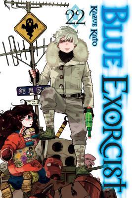 Blue Exorcist, Vol. 22, Volume 22 - Kato, Kazue