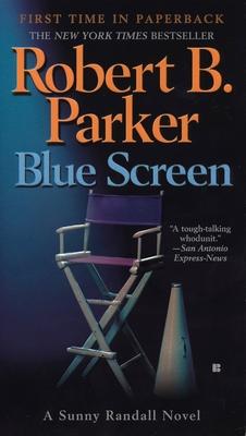 Blue Screen - Parker, Robert B