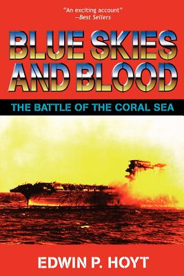 Blue Skies and Blood - Hoyt, Edwin Palmer