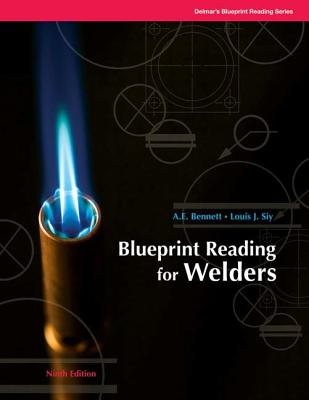 Blueprint reading for welders book by a e bennett 9 available blueprint reading for welders bennett a e malvernweather Gallery