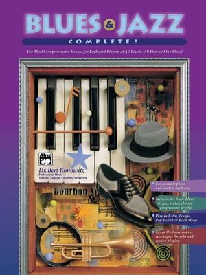 Blues & Jazz Complete: Book & 2 CDs - Konowitz, Bert
