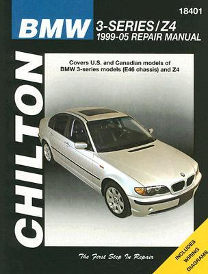 BMW 3-Series/Z4 Repair Manual - Maddox, Robert, and Hamilton, Joe L
