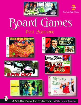 Board Games - Scarpone, Desi
