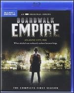Boardwalk Empire: The Complete First Season [Blu-ray] [4 Discs]