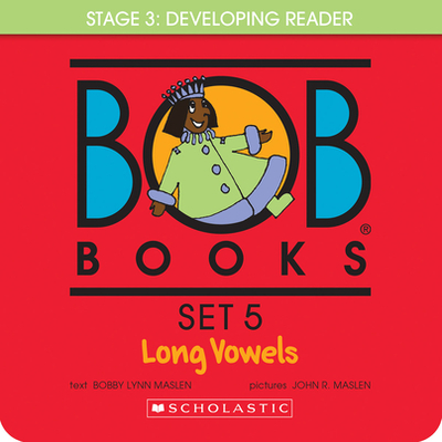 Bob Books Set 5: Long Vowels - Maslen, Bobby Lynn