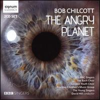 Bob Chilcott: The Angry Planet - Eleanor Minney (alto); Emma Tring (soprano); Gemma Beeson (piano); Marcus Gruett (tympani [timpani]);...