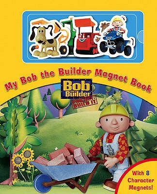 Bob the Builder Magnet Book -