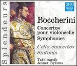 Boccherini: Concertos pour violoncello; Symphonies