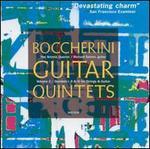Boccherini: Guitar Quintets, Vol. 2