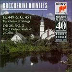 Boccherini: Quintets