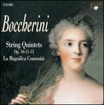 Boccherini: String Quintets Op. 10, 11, 13