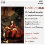 Boismortier: Sérénades françaises
