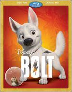 Bolt [Blu-ray] [2 Discs] - Byron Howard; Chris Williams