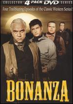 Bonanza: The Fear Merchants/The Spanish Grant/The Last Trophy/Dark Star [4 Discs]