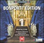 Bonporti Edition 1: Motetti Op. 3