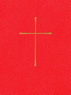 Book of Common Prayer Red - Bcp7230