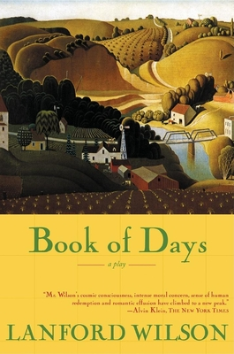 Book of Days: A Play - Wilson, Lanford
