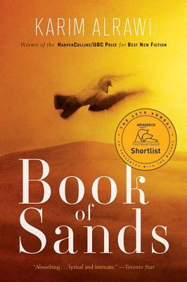 Book of Sands: A Novel of the Arab Uprising - Alrawi, Karim